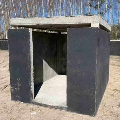 betonový sklep